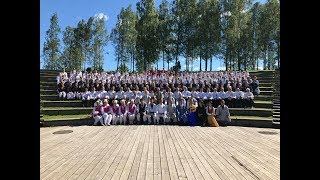 Traditional Taekwondo Union l GM CHO´S SUMMERFESTIVAL 2017