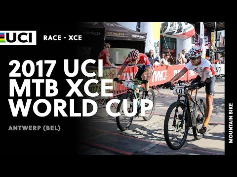 UCI Mountain Bike XCE World Cup - Antwerp (BEL)