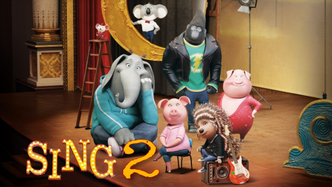 SING 2 official Trailer HD {2021} Hindi Audio Dubbad ...