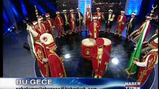 World famous and oldest military band, The Ottoman Mehter Takimi
