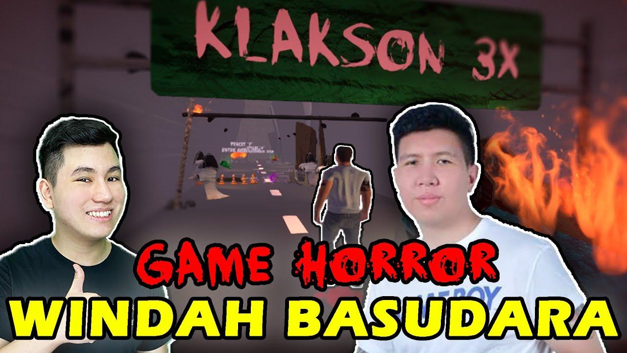 BIKIN GAME HORROR BUAT WINDAH BASUDARA