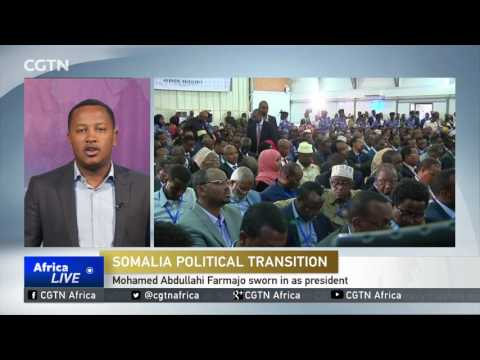 Somalia residents have high expectations of new President Farmajo