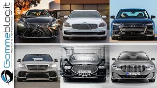 2020 Fantastic Luxury Sedan (TOP 6)