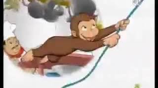 Curious George intro But Characters Has a Speed