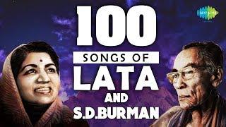 Video Top 100 Songs of Lata & S. D. Burman | लता और स डी बर्मन के १०० गाने | HD Songs | One Stop Jukebox download MP3, 3GP, MP4, WEBM, AVI, FLV Agustus 2018