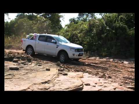Ford Ranger Challenge - Denny Lim