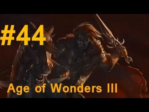 ➜ Age of Wonders 3 Walkthrough - Part 44: A Rogue's Alliances [Hard]