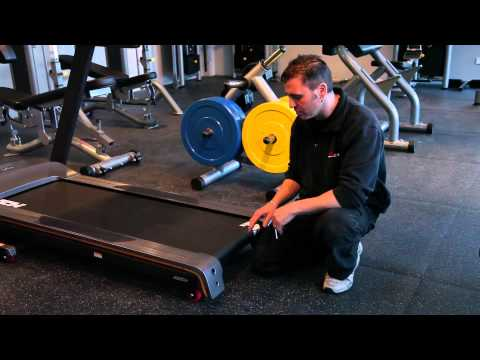 Treadmill Repair - How To Adjust A Treadmill Belt