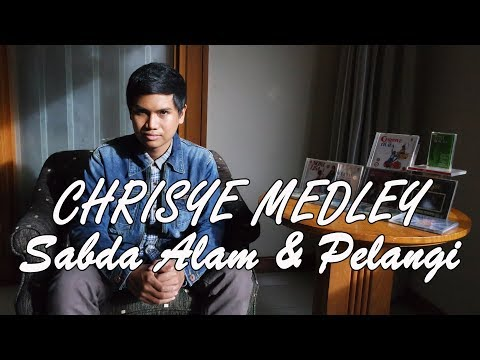 Chrisye Medley - Sabda Alam & Pelangi - Accoustic Cover by Dwinanto Easycapella