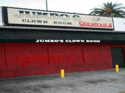los angeles jumbo\'s clown room - YouTube