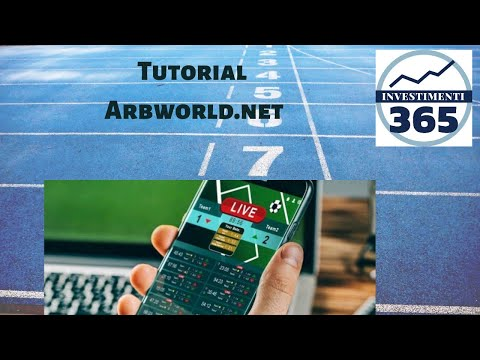 ArbWorld.net, Dropping ODDS E MONEYWAY. Scommesse Sul TENNIS