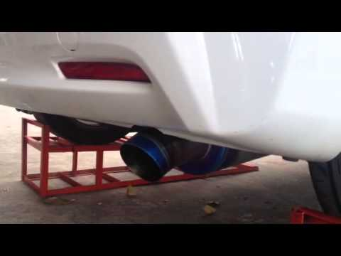 J's FX Pro 's sound for Honda Brio By YS Racing