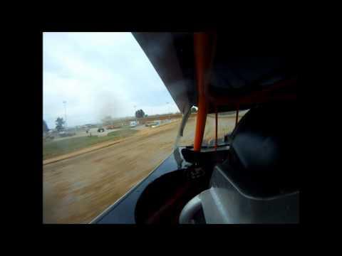 Richard Luckey's Heat Race Win at Lawrenceburg Speedway!
