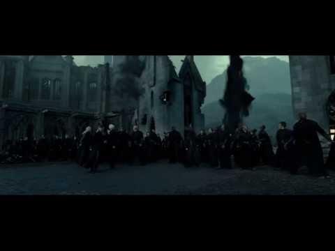 Harry Potter va Bao Boi Tu Than P2 Voldermort vs Harry Potter