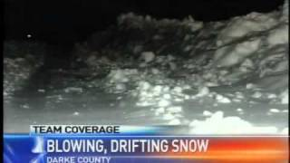 Darke co. level 2 snow emergency