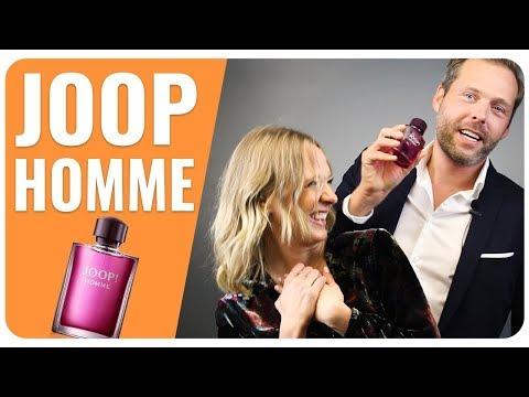 Joop Homme Review - Duft Des Monats (3/2019)