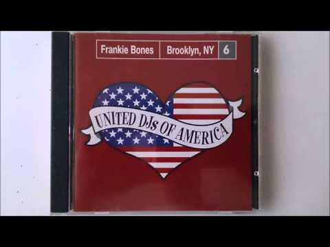 United Dj´s of America 6 - Brooklyn, NY - Frankie Bones 1996