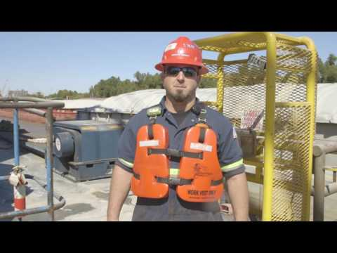 Derrick Barge Safety Video