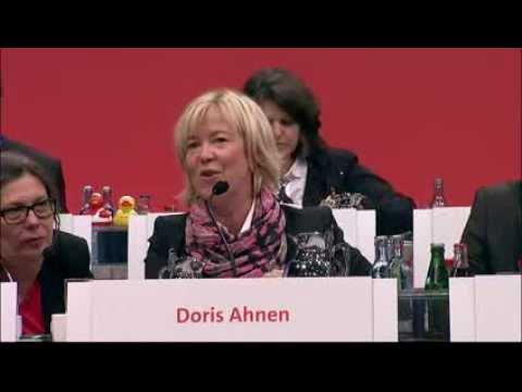 1. Tag: SPD-Bundesparteitag 2013 in Leipzig - Mitschnitt