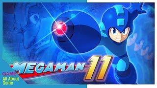 TGS 2018 RockMan 11 (Megaman 11) Tokyo Game Show