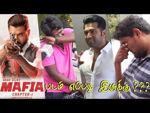 Mafia Public Review | Mafia Chapter 1 Review | Mafia MovieReview | Mafia Review| Arunvijay, Prasanna