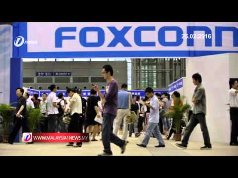Sharp Corp Mulls Deal With Taiwan's Foxconn