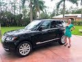 2017 Range Rover HSE Test Drive & Review w/MaryAnn For Sale by: AutoHaus of Naples
