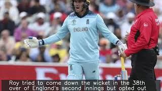 England batsman Jason Roy loses shoe while ducking bouncer, video vira