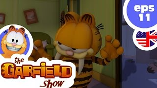 THE GARFIELD SHOW - EP11 - Curse of the were-dog