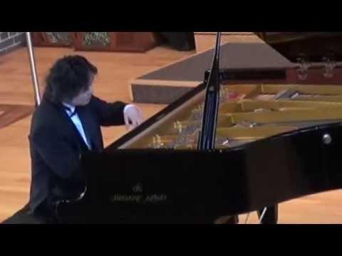 Sheng Cai: Balakirev Islamey (LIVE, crazy improvised ending !!!)