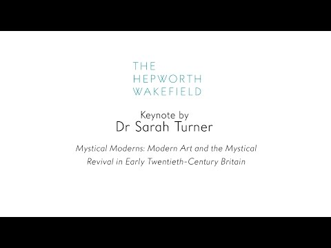 Modern Gods symposium at The Hepworth Wakefield: Keynote by Dr Sarah Turner