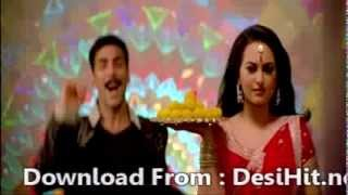 Rowdy Mix - New Hindi Movie - Rowdy Rathore - Full Song