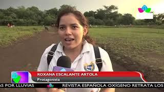 Multinoticias | Chinandega realiza cuarta entrega de lotes del programa Bismarck Martínez