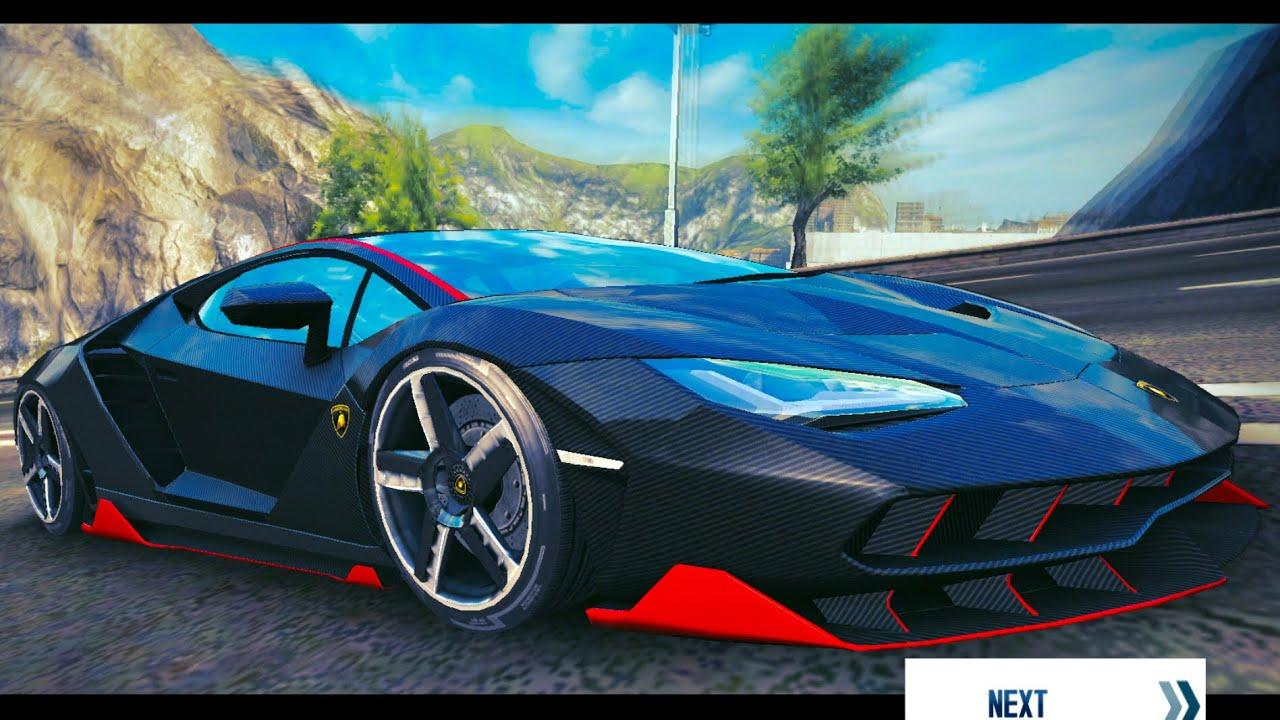 Asphalt 8 Lamborghini Centenario Max Second Look Youtube