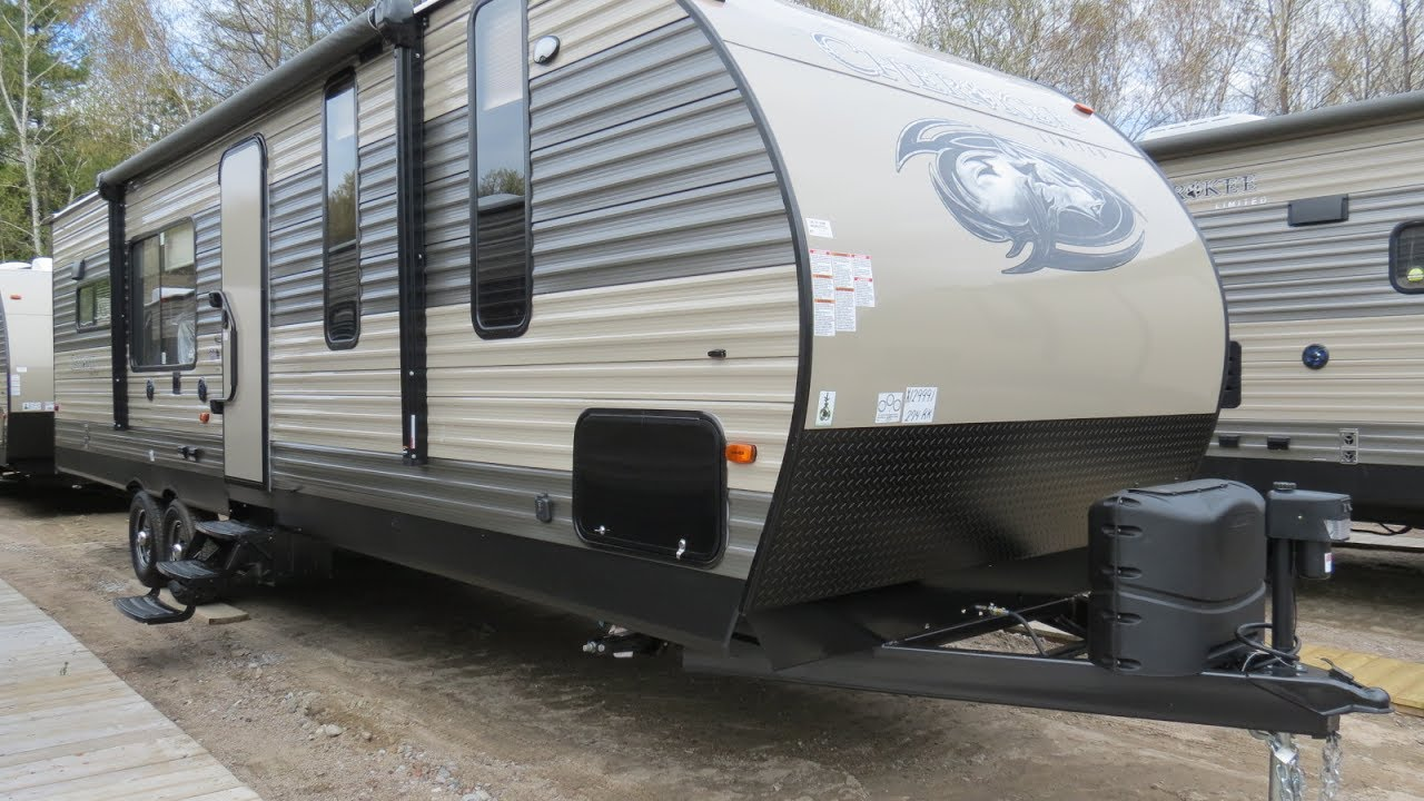 Forest River Cherokee >> 2018 Cherokee 274rk By Forest River In Ontario 5121