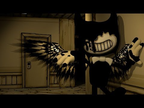 SFM Bendy And The Ink Machine Build our machine Remix