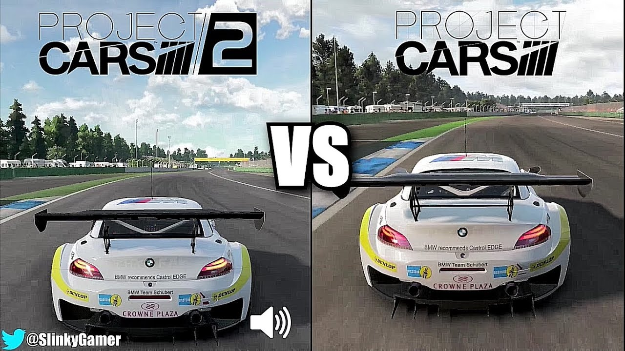 project cars 2 vs project cars graphics and sound. Black Bedroom Furniture Sets. Home Design Ideas