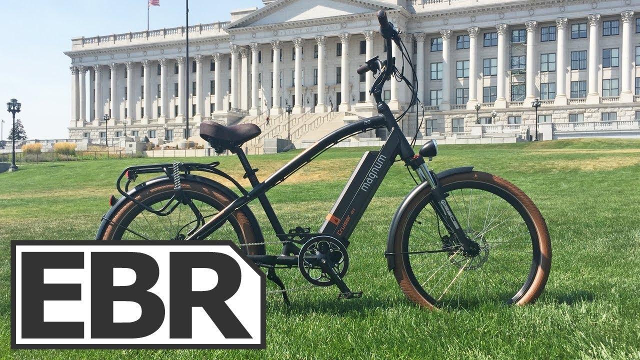 Magnum Cruiser Electric Bike Review