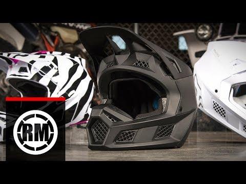 Fox Racing V3 Motocross Helmet
