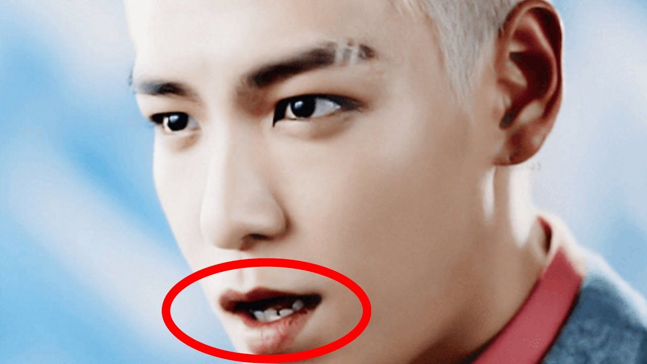 15 Korean Celebrities Who Had Really Bad Teeth Youtube