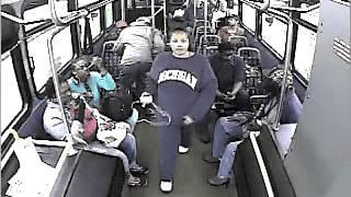 Man stabbed on Rapid bus