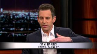 ben affleck sam harris and bill maher debate radical islam   real time with bill maher hbo