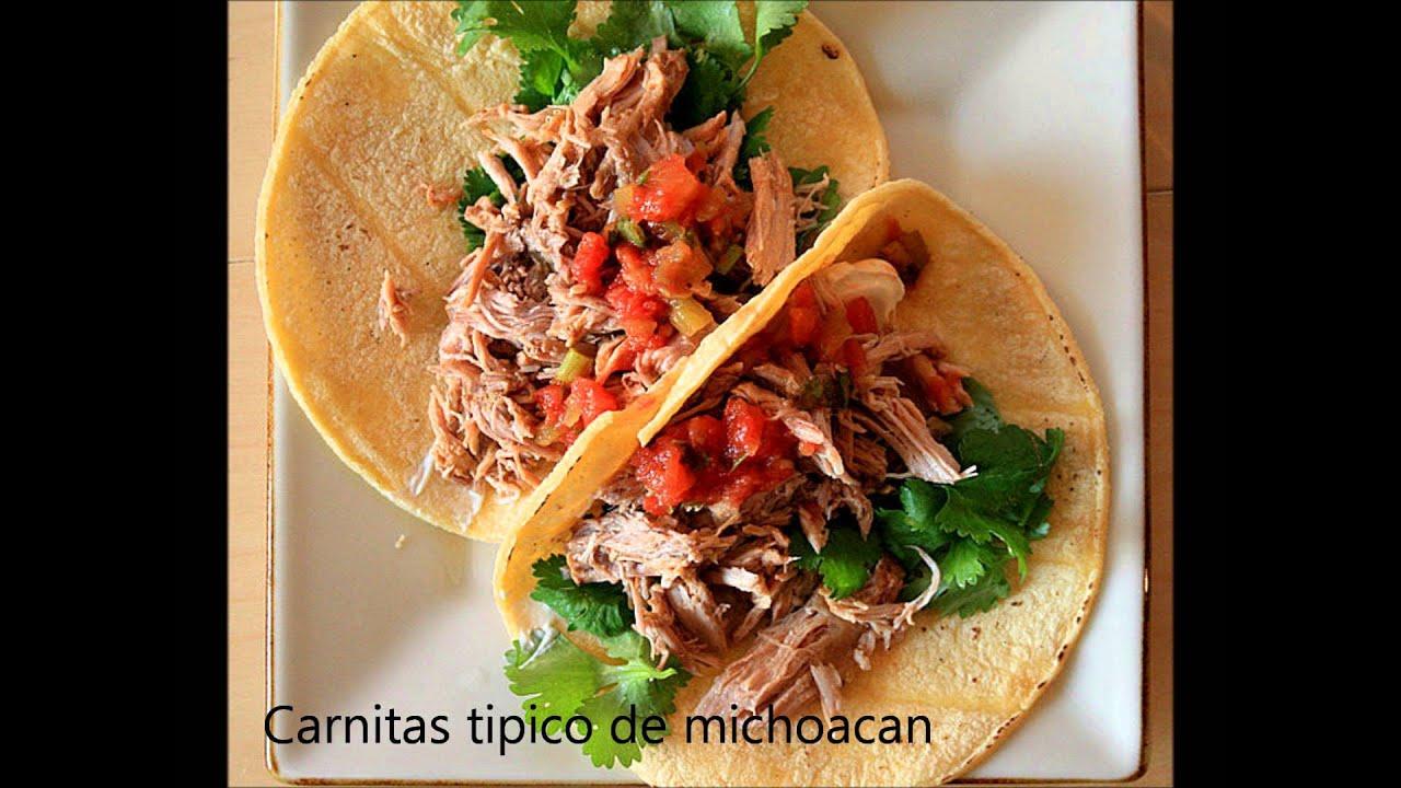 Platos t picos de mexico youtube for Nombres de platos franceses
