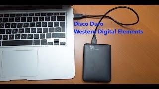 Análisis disco duro Western Digital WD Elements en Español