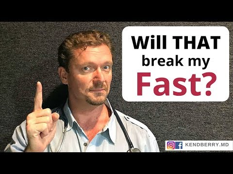 Intermittent Fasting: What Will Break My Fast?