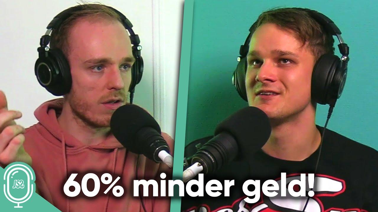 @Ronald VERDIENT 60% MINDER GELD DOOR YOUTUBE! - De Zolderkamer #48