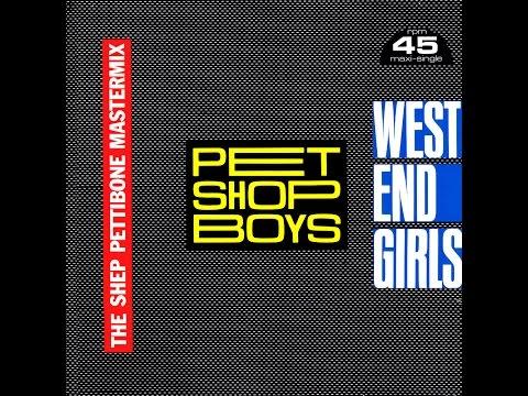 Pet Shop Boys - West End Girls (The Shep Pettibone Mastermix) - 1985