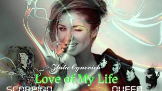 Zlata Ognevich ft Scorpion - Love of My Life  (Queen Tribute)