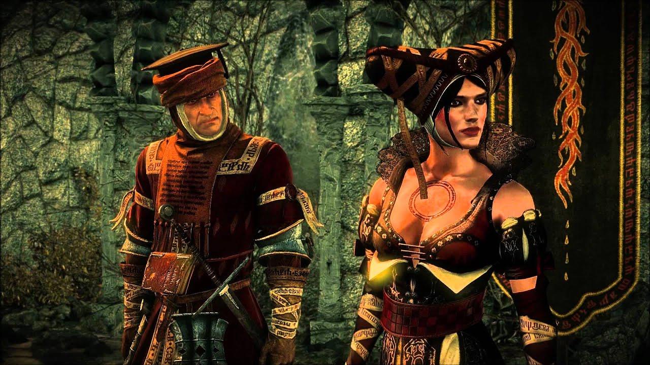 Witcher 3 Iorweth