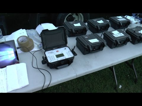 FireTEK Fireworks Firing System Pyro-musical Setup